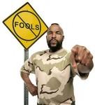 Mr T fools